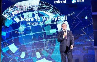 ЄКВ продала медіаправа компанії Infront за 100 млн євро європейський волейбол, єкв, медіаправа, популяризація волейболу