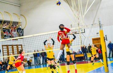 Результати матчів 16-го туру жіночої Суперліги України 2019-2020 жіночий волейбол, суперілга україни 2019-2020, 16 тур, розклад, результати, онлайн-трансляції, відео