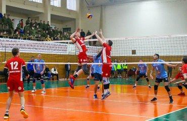 Результати матчів 13-го туру чоловічої Суперліги України 2019-2020 чоловічий волейбол, суперліга україни 2019-2020, 13-ий тур, розклад, результати, посилання на онлайн-трансляції