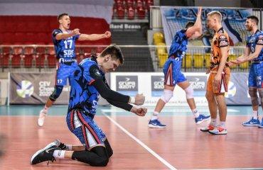 Визначилися два півфіналісти Ліги чемпіонів чоловічий волейбол, ліга чемпіонів 2019-2020, півфіналісти, кузбасс, чивітанова, росія, італія