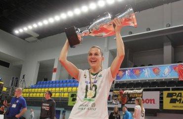 """Дар'я СТЕПАНОВСЬКА: """"Це було кохання з першого погляду!"""" жіночий волейбол, суперліга україни, міс український волейбол, інтервью, дарья степановська"""