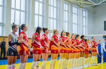 """Суперліга (жінки). 16-й тур. """"Прометей"""" – переможець першого етапу чемпіонату жіночий волейбол, суперліга україни 2019-2020, огляд 16-го туру"""