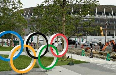 Олімпіада-2020 перенесена на 2021-й рік олімпійські ігри-2020, токіо японія, олімпіада-2020, перенесення, коронавірус, епідемія, пандемія, 2021 рік, мок