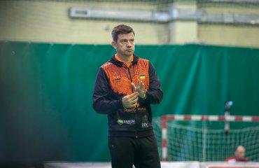 """Угис КРАСТИНЬШ: """"Конкуренция в мужской Суперлиге явно возросла"""" мужской волейбол, угис крастиньш, барком-кажаны львов, суперлига украины, интервью"""