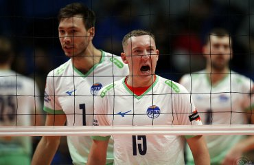 Російський волейболіст повідомив, що на нього напали невідомі з ножем чоловічий волейбол, чемпіонат росії, олексій спиридонов, урал, напад