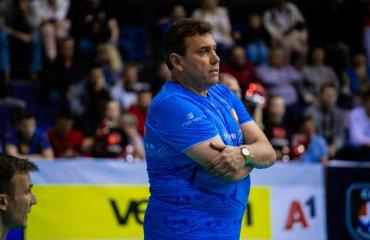 """Петро ХІЛЬКО: """"Розпочинаємо будувати в Рівному нову команду!"""" жіночий волейбол, регіна-мегу, петро хілько, інтервью, суперліга україни, сезон 2020\2021"""