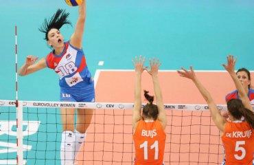 ЄКВ назвала кращих волейболісток десятиліття жіночий волейбол, єкв, команда мрії, єкв, кращі волейболісти десятиліття