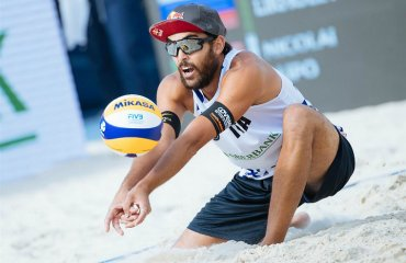 Стали відомі нові дати кваліфікації на ОІ пляжний волейбол, міжнародна федерація волейболу, олімпійські ігри токіо 2021