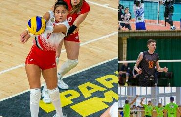 Волейбол на паузі. Як тренуються українські волейболісти під час карантину чоловічий волейбол, жіночий волейбол, волейбол на паузі, карантин, епідемія, пандемія, тренування вдома, андрій чмірьов, наталя клімьонова
