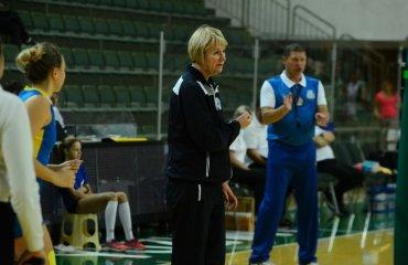 Ірина Коміссарова стала головний тренером Академії волейболу в Кам'янському жіночий волейбол, ірина коміссарова, ск прометей, головний тренер академії, володимир дубинський