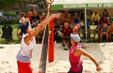 В Україні стартує сезон з пляжного волейболу пляжний волейбол, чемпіонат україни, запоріжжя, перший тур