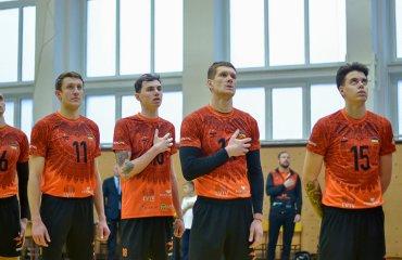 """Бібер та Головень залишаються в """"Баркомі"""" чоловічий волейбол, суперліга україни сезон 2020\2021, барком-кажани львів, трансфер, михайло бібер, олексій головень"""