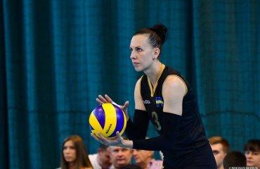 Блокуюча Ірина Трушкіна стала новачком румунської команди жіночий волейбол, чемпіонат румунії, ірина трушкіна, збірна україни, трансфер, тирговіште