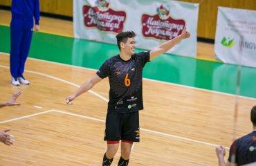 Нападник Жуков продовжить кар'єру у Фінляндії чоловічий волейбол, борис жуков, лаккапаа, трансфер, український волейболіст, наші українці, барком-кажани