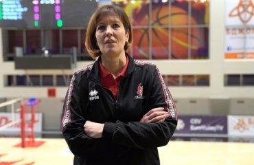 """Марія АЛЕКСАНДРОВА: """"Наразі нам не вистачає гравців на трьох позиціях"""" жіночий волейбол, ск прометей, марія александрова, інтервью, склад команди, трансфер, нові гравці"""