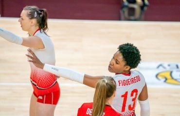 """Екс-нападниця """"Прометея"""" перейшла до французького клубу жіночий волейбол, чемпіонат франції, трансфер, лайза Фігуейредо, ск прометей"""