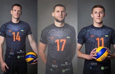 """Гладенко, Томин та Терещук залишають ВК """"Барком-Кажани"""" чоловічий волейбол, суперліга україни сезон 2020\2021, барком-кажани львів, трансфер"""
