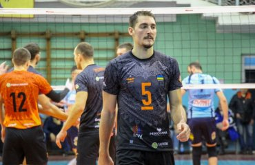 Нападник Кісілюк продовжить кар'єру в Словенії чоловічий волейбол, євген кісілюк, барком-кажани, ок марібор, трансфер, український волейболіст