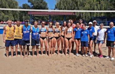 В Запоріжжі визначилися переможці 1* туру ЧУ-2020 пляжний волейбол, чемпіонат україни, запоріжжя, 1* тур, результати матчів