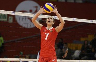 """Лора КИТИПОВА: """"Мені дуже хочеться дізнатися більше про Україну"""" жіночий волейбол, суперліга україни, ск прометей, лора китипова, збірна болгарії, ліга чемпіонів, інтервью"""