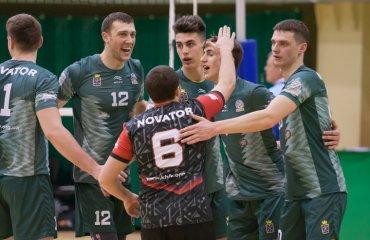 """""""Новатор"""" сподівається повернутися до елітного дивізіону чоловічий волейбол, новатор хмельницький, перехідні матчі, іван терещук, суперліга україни, сезон 2020-2021"""