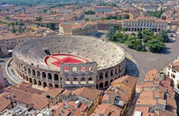 Суперкубок Італії відбудеться в античному амфітеатрі чоловічий волейбол, суперкубок італії-2020, верона, трентіно, перуджа, чивітанова, модена