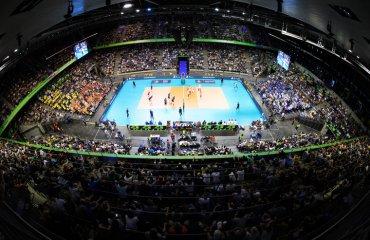 В новому сезоні у Лізі чемпіонів зіграють 65 команд чоловічий волейбол, жіночий волейбол, ліга чемпіонів, сезон 2020-2021, 64 команди
