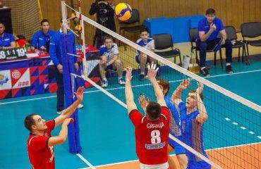 """Зв'язуючий Синиця поповнив склад """"МХП-Вінниця"""" чоловічий волейбол, юрій синиця, трансфер, мхп-вінниця, кубок україни, сезон 2020-2021, чемпіонат україни"""