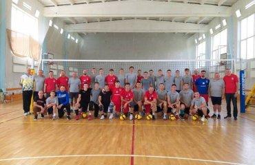 Юнацька збірна U-20 дізналася суперників на чемпіонаті Європи чоловічий волейбол, чемпіонат європи 2020, збірна україни ю20, володимир романцов, інтервью, суперники, жеребкування