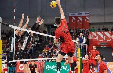 """Діагональний збірної Албанії став новачком """"Баркому"""" чоловічий волейбол, антон квафарена, барком-кажани львів, чемпіонат україни 2020-2021, суперліга україни, трансфер"""