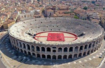 В Італії відмовилися від розіграшу Суперкубка в античному амфітеатрі чоловічий волейбол, суперкубок італії-2020, перуджа, модена, трентіно, чивітанова