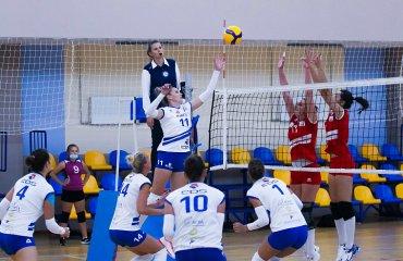 Результати матчів 2-го туру жіночої Суперліги України 2020-2021 жіночий волейбол, чемпіонат україни 2020-2021, суперліга україни, розклад, результати, трансляції, онлайн-відео