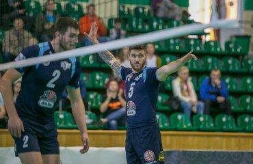 Український зв'язуючий Щитков став гравцем латвійського клубу чоловічий волейбол, віталій щитков, трансфер, наші українці, латвія