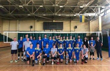 Українська збірна U-20 завершує підготовку до чемпіонату Європи чоловічий волейбол, чемпіонат європи-2020, збірна україни ю20, товариські матчі, підготовка до євро