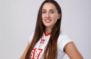"""Ліберо Ротар поповнила склад """"Прометею"""" жіночий волейбол, тетяна ротар, ліберо, ск прометей, суперліга україни 2020-2021, трансфер"""