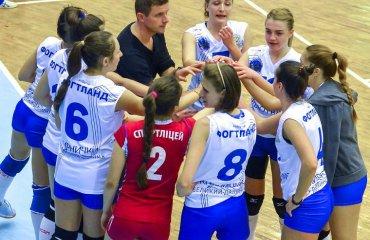 """Вища ліга (жінки). 2-й тур. Перша осічка """"ФОГТЛАНД"""" жіночий волейбол, вища ліга україни 2020-2021, другий тур, огляд матчів"""