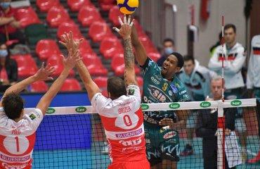 Італійські ЗМІ розповіли про ТОП-7 високооплачуваних волейболістів чемпіонату чоловічий волейбол, чемпіонат італії, вільфредо леон, зарплатня