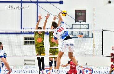 Кантагаллі набрав 46 очок за матч, встановивши італійський рекорд чоловічий волейбол, чемпіонат італії, серія а2, італійський рекорд, відео, дієго кантагаллі