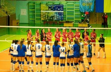 """Суперліга (жінки). 5-й тур. Черговий """"каламбур"""" на вершині таблиці жіночий волейбол, суперліга україни 2020-2021, огляд матчів 5-го туру"""