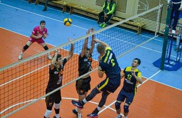 Результати матчів 5-го туру чоловічої Суперліги України 2020-2021 чоловічий волейбол, суперліга україни 2020-2021, п'ятий тур, розклад, результати, трансляції матчів