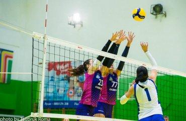 Результати матчів 6-го туру жіночої Суперліги України 2020-2021 жіночий волейбол, суперліга україни 2020-2021, 6-ий тур чемпіонату україни, розклад, результати, трансляції матчів