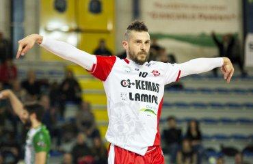 44-річний зв'язуючий Вермільйо відновив кар'єру чоловічий волейбол, валеріо вермільйо, чемпіонат італії, пасуючий, серія а3