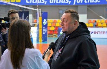"""Олександр ГЕРЕГА: """"Наша мета – Ліга чемпіонів!"""" чоловічий волейбол, олександр герега, епіцентр-подоляни, інтервью, ліга чемпіонів, кубок виклику, єврокубки, чемпіонат україни"""
