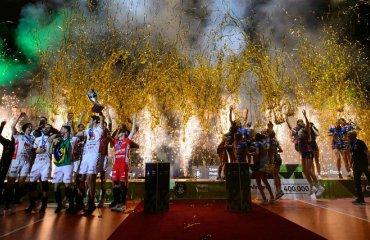Переможець Ліги чемпіонів отримає 500 тисяч євро чоловічий волейбоол, жіночий волейбол, єкв, ліга чемпіонів-2021, фінал, призовий фонд