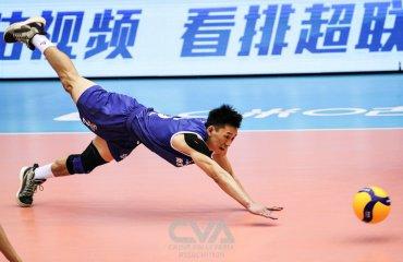 Чемпіонат Китаю знову відкладений чоловічий волейбоол, чемпіонат китаю, перенесений, скасовано, пандемія, коронавірус