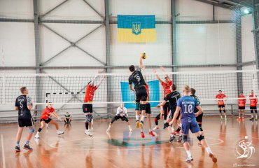 """Вища ліга (чоловіки). 5-й тур. ВК """"Решетилівка"""" та ВК """"Дніпро"""" вириваються вперед чоловічий волейбол, вища ліга україни 2020-2021, 5-ий тур, огляд матчів"""