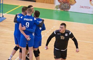 """Суперліга (чоловіки). 10-й тур. У плей-офф зіграє """"Покуття-Прибилів"""" чоловічий волейбол, суперліга україни 2020-2021, огляд матчів 10-го туру"""