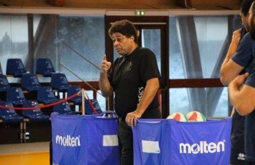 Нгапет повертається до тренерської роботи чоловічий волейбол, ерік нгапет, головний тренер, нансі, чемпіонат франції