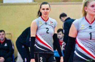 """Діана МЕЛЮШКИНА: """"Готова на всі сто відсотків до найближчих матчів"""" жіночий волейбол, суперліга україни 2020-2021, інтерв'ю, діана мелюшкина, ск прометей"""