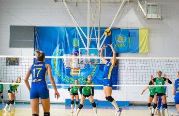 """Юлія БОГМАЦЕР: """"Зараз у нашої команди є непоганий шанс пробитись до призової трійки"""" жіночий волейбол, суперліга україни 2020-2021, чемпіонат україни, юлія богмацер, орбіта-зну-зодюсш, інтервью"""